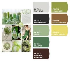 Sherwin Williams Green Color Chart Paint Colors From Chip It By Sherwin Williams Cilantro In