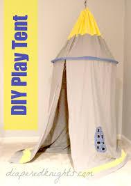 Diy Tent Diy Play Tent Daze And Knights