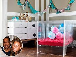 beyonc and jay z buy lucite crib for blue ivy beyonce baby nursery