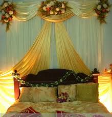 Wedding Bedroom Decorations Michelle Clunie How Will Decorate To Bedroom For Groom And Bride