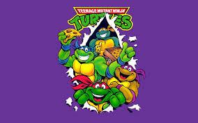 ninja turtle wallpaper. Plain Ninja Michelangelo Teenage Mutant Ninja Turtles  1920x1080  To Turtle Wallpaper