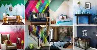 painting walls ideasWonderful Painted Wall Decor Ideas That Will Mesmerize You