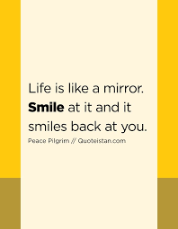 Look In The Mirror Quotes Mesmerizing 48 Mirror Quotes 48 QuotePrism