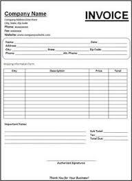 Free Invoice Template Sample Invoice Format Invoice Sample