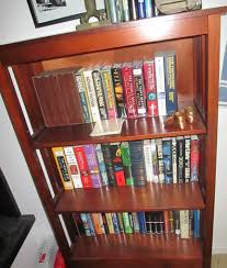 My Sci-Fi Bookshelf ...