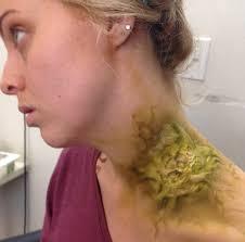 alien special fx makeup