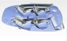 Automotive Design Tools Biro Clay Car Interior Sketch Interior Design Tools