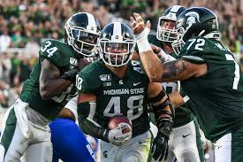 2019 Msu Football Seniors Things Remembered The State News