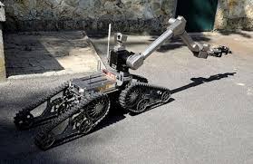 Image result for استفاده از رباتهای آدمکش برای مهار اعتراضهای خیابانی در آمریکا