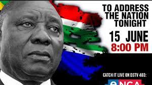 Ramaphosa moves sa to adjusted level 3 lockdown ramaphosa's full speech from sunday night, 25 july 2021. President Cyril Ramaphosa Addresses The Nation Youtube