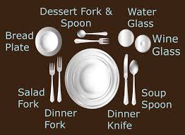 formal dining place setting picture. etiquette scholar welcomes you to enjoy the best table setting how-to lists formal dining place picture
