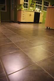 Vinyl Tile Flooring Kitchen Vinyl Tile Floor Kitchen Amazing Tile