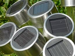 solar pathway lighting for around the home and garden image courtesy of southsroof