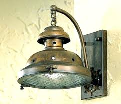 nautical wall lamp industrial nautical wall sconce