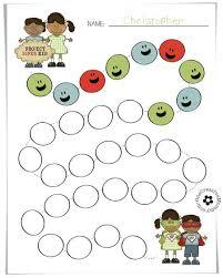 Super Kids Goal Setting Chart Onecreativemommy Com