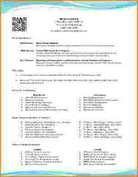 High School Senior Resume For College High School Resume Template