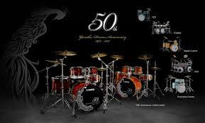 yamaha instruments. yamaha drums 50th anniversary instruments