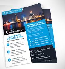 business to business marketing flyers free marketing flyer templates twain flyers