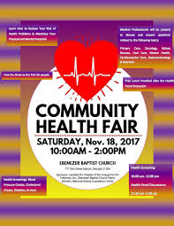 Health Fair Flyers Church Fair Flyer Omfar Mcpgroup Co