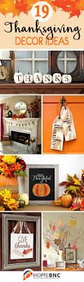 Gorgeous Thanksgiving Decorations That Are Perfect For The Holiday