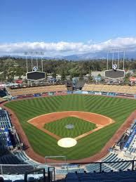 Dodgers Seating Chart With Seat Numbers Dodger Stadium Interactive Baseball Seating Chart