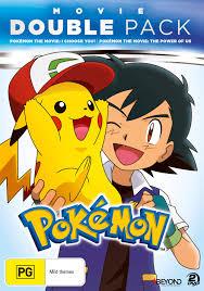Amazon.com: Pokemon Movie Double Pack: I Choose You & The Power Of Us :  Tetsuo Yajima, Kunihiko Yuyama: Movies & TV