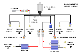 h13 headlight wiring diagram h13 wiring harness \u2022 free wiring 7 way round trailer plug wiring diagram at Pigtail Wiring Diagram