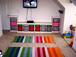 Decorations:Modern Kids Playroom Decor With Colorful Theme Ideas Fun and  cheerful playroom design ideas