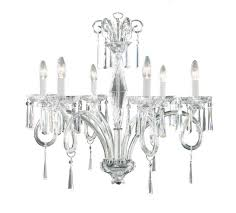 tipperary crystal elegance 6 arm chandelier