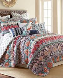 Designer Luxury Quilts & Quilt Sets For Less | Stein Mart & Arte Boema Medley Quilt Collection Adamdwight.com