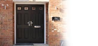 double front door. Best Black Double Front Doors With Composite Back From CWG Choices Door