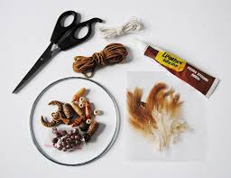 Materials For Making Dream Catchers How to DIY Dream Catcher Dream catchers Catcher and Craft 27