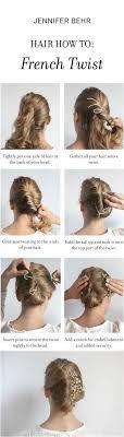 French Twist Hair Style best 25 french twists ideas french twist braids 5822 by stevesalt.us