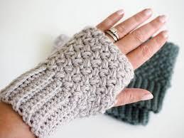 Crochet Gloves Pattern New 48 Free Crochet Fingerless Gloves Patterns