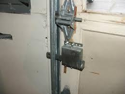Can You Lock Your Garage Overhead Garage Door Lock Home Depot Hi Res
