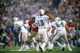 1972 Miami Dolphins Depth Chart Miami Dolphins All Time Depth Chart Starting Quarterback