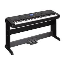 yamaha p45. yamaha dgx 660 portable digital piano - black p45
