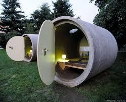 Concrete Cabin Top 1000 Concrete Pipe Cabin Architecture 66