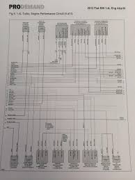 fiat 500 wiring diagrams all these diagrams are for 2013 abarth