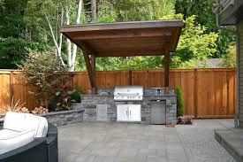 backyard bbq grills innovative grill patio ideas intended for built in designs 2