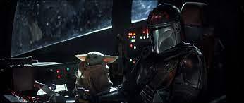 2560x1440 The Mandalorian Baby Yoda ...