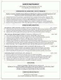Office Manager Resume Samples Free Resume Example And Writing