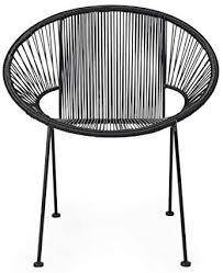 Vintahome Garden <b>chair Diamond Black</b>: Amazon.co.uk: Kitchen ...
