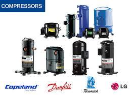 spare parts supplier dubai air conditioner refrigeration pressors