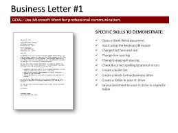 Best Solutions Of Sample Business Letter Format For Students 7