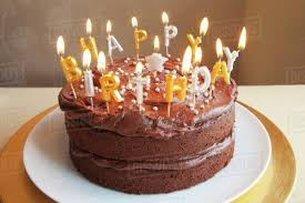 chocolate birthday cake with candles. Simple Chocolate A Chocolate Birthday Cake With Lots Of Candles On Chocolate Birthday Cake With Candles R