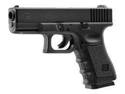 Super Bb Gun With Laser And Torch Light Glock 19 Gen 3 Bb Pistol