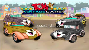 Small Picture Cartoon Games For Kids Tom Jerry Animals Race Monster Car