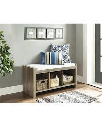 Metal Entryway Bench With Coat Rack Metal Entryway Bench With Wood Seat Shoe Coat Rack Storage Hooks A 34