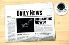 Newspaper Template Psd Newspaper Template Psd Grupofive Co